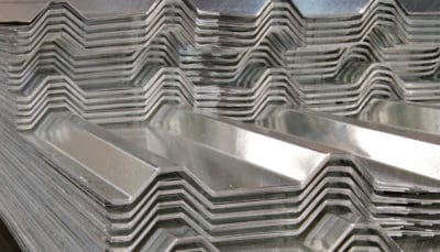 lamina galvanizada resistente maquila