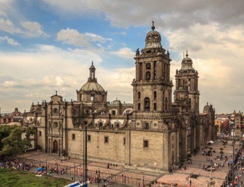 Construcciones emblemáticas de las ciudades de México