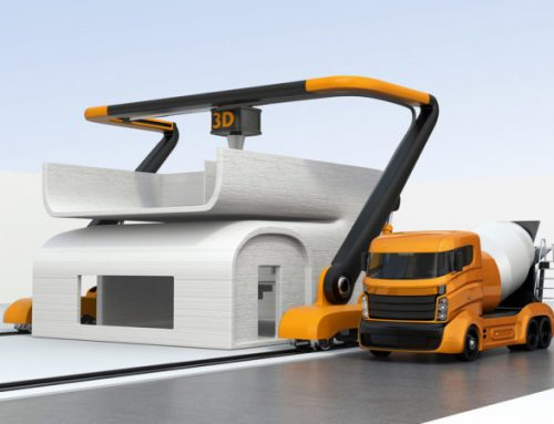 Construcción 3D para viviendas