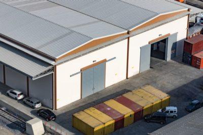 lamina galvanizada para techo