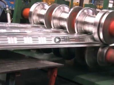 fabricación de losacero