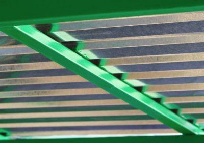 techado entrepiso metalico