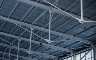 estructura monten y techado de lámina
