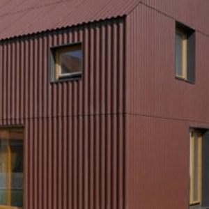 muros y techado de lámina galvanizada