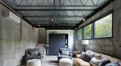 losacero lámina decorativa para interiores