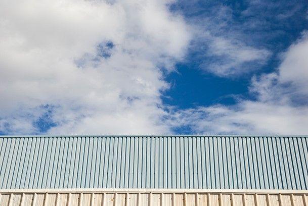 lamina galvanizada techo